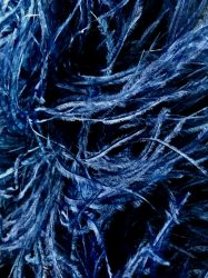 Strucc tollboa 6-os szövésű sötétkék