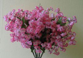 Rezgő 12 szálas rózsaszín