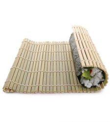 Bambusz sushi formázó szőnyeg  / Sushi alátét