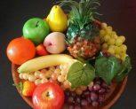 Műanyag gyümölcsök