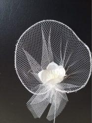 Vőlegény kitűző,  fehér virág
