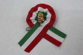 Kokárda fém címerrel