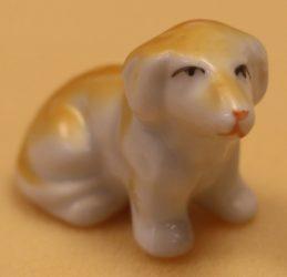 Kutya szobor 4,5 cm