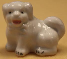 Kutya szobor 6 cm